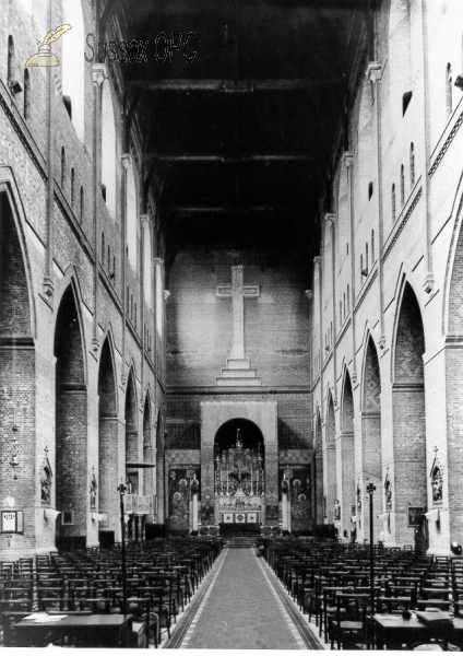 Image of Brighton - St Bartholomew's Church (interior)