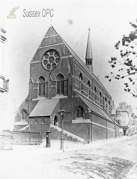 Image of Brighton - St Michael & All Angels Church