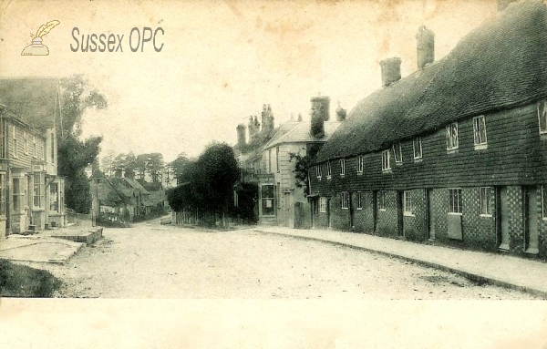Image of Burwash - High Street