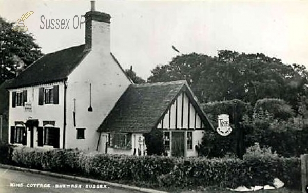 Image of Burwash - Kims Cottage Tea Rooms