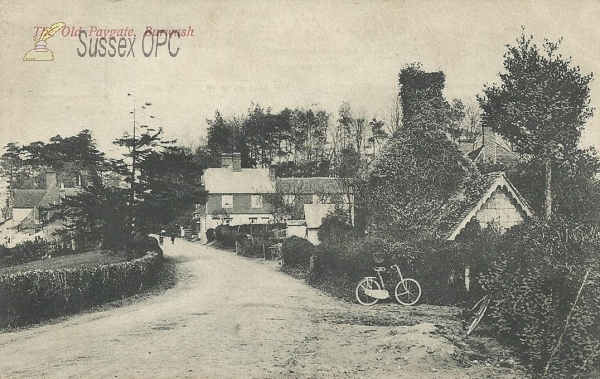 Image of Burwash - Old Paygate