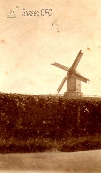 Image of Burwash Common - Rockhill Windmill