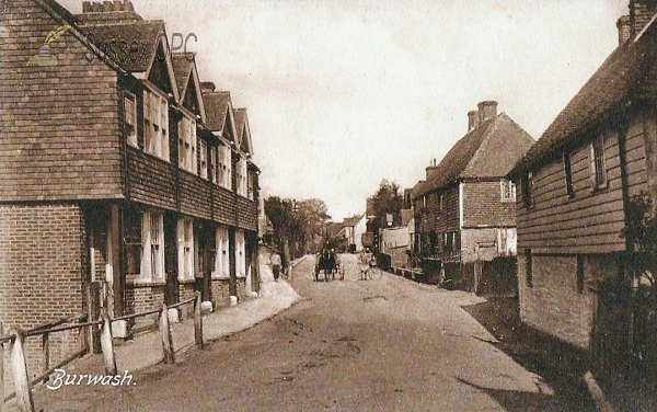 Burwash - High Street