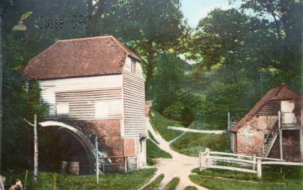 Image of High Hurstwood - Watermill