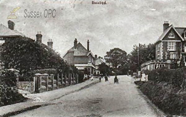 Buxted - Village