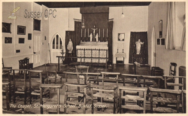 Buxted - St Margaret's School Chapel (Interior)