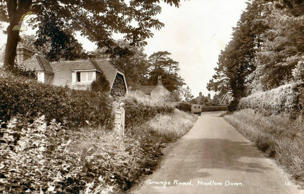 Hadlow Down - Grange Road