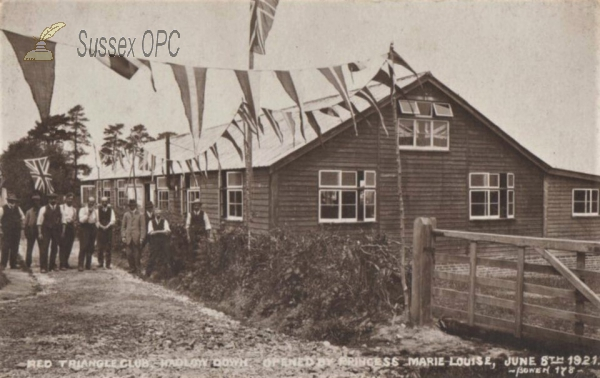 Image of Hadlow Down - Red Triangle Club (Opening 1921)
