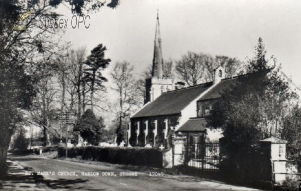 Image of Hadlow Down - St Mark's Church