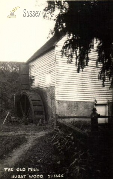 Image of High Hurstwood - Old Mill
