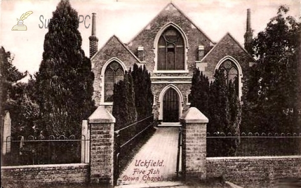 Five Ash Down - Independent Chapel