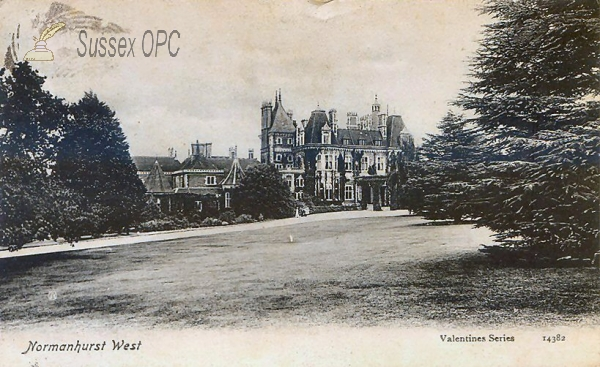 Catsfield - Normanhurst Court (West)