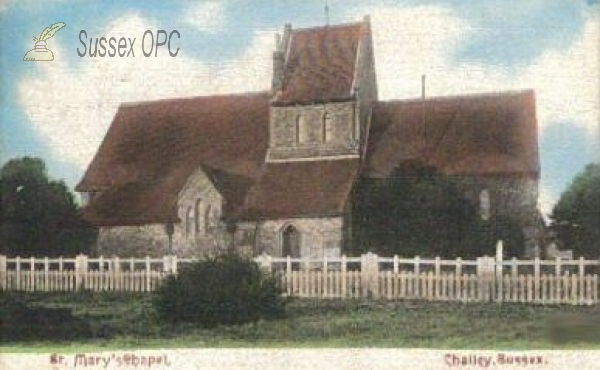 Chailey - St Mary's Chapel, North Common