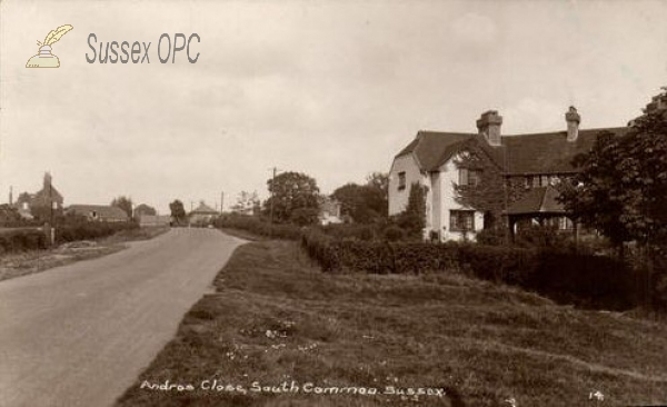 Chailey - South Common, Andros Close