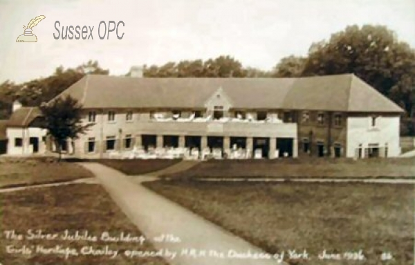Image of Chailey - Girls Heritage (Silver Jubilee Building)
