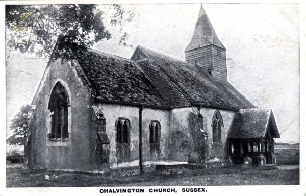 Chalvington - St Bartholomew's Church