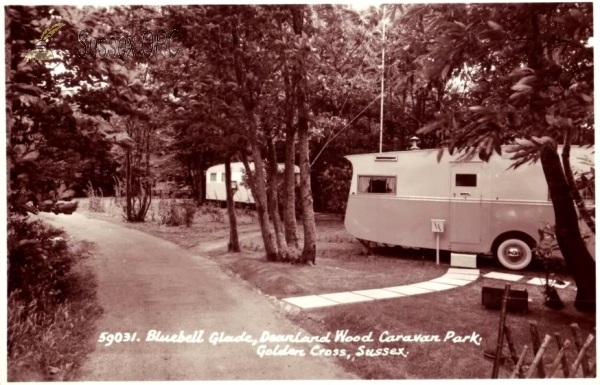 Image of Chalvington - Deanland Wood Caravan Park, Golden Cross