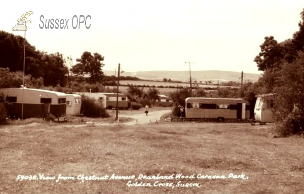 Chalvington - Deanland Wood Caravan Park, Golden Cross