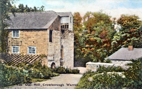 Crowborough Warren - Old Mill