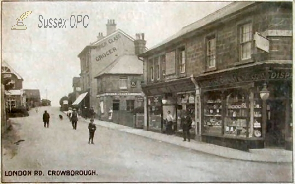 Crowborough - London Road