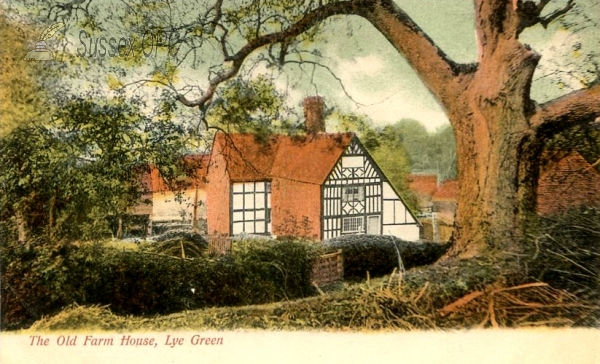 Lye Green - Old Farm House