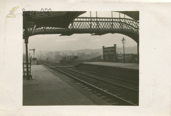 Crowborough - Railway Station
