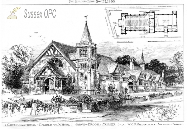Jarvis Brook - Congregational Church & School