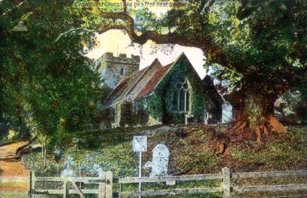 Image of Crowhurst - St George's Church