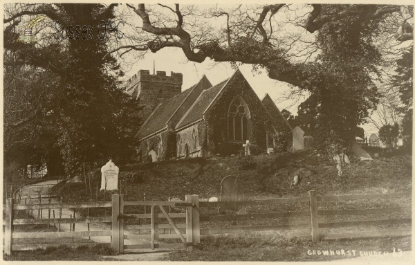 Image of Crowhurst - St George