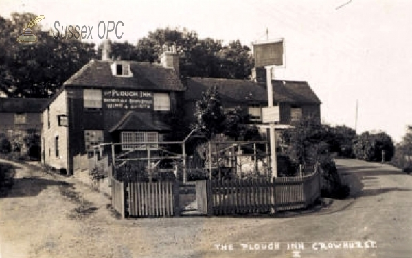Crowhurst - The Plough Inn