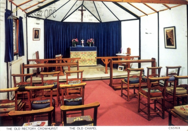 Image of Crowhurst - Rectory Chapel