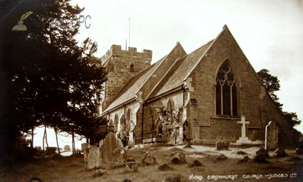 Crowhurst - St George's Church