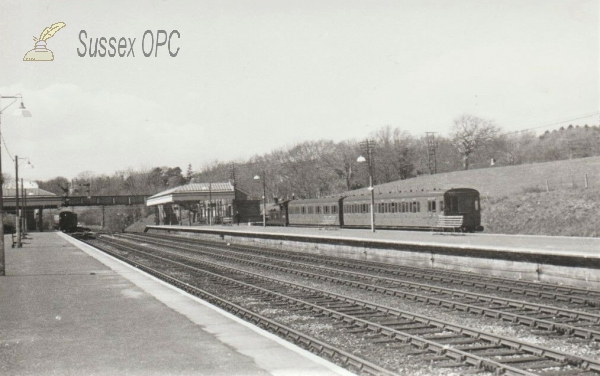 Image of Crowhurst - Railway Station
