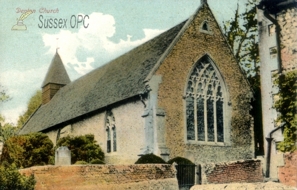 Image of Denton - St Leonard's Church