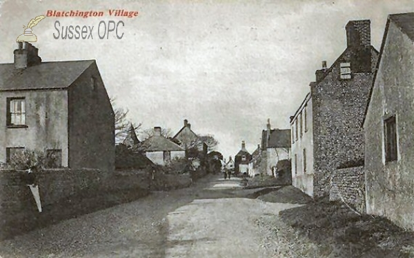 East Blatchington - Village
