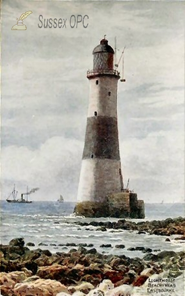 Eastbourne - Beachy Head Lighthouse (Ships)