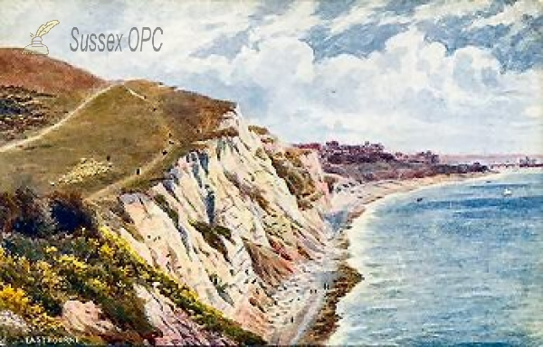 Eastbourne - Cliffs