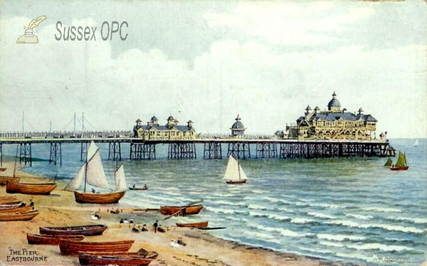 Image of Eastbourne - The Pier