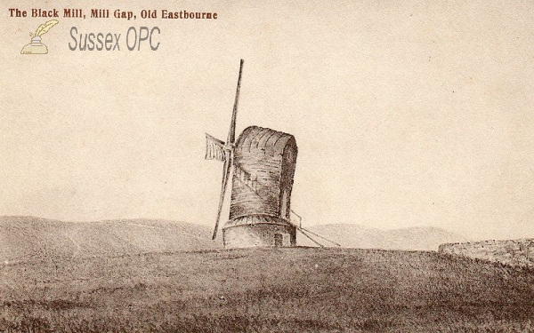 Eastbourne - The Black Mill, Mill Gap