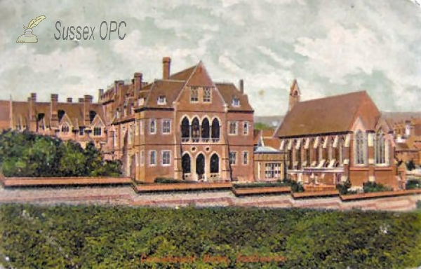 Eastbourne - Convalescent Home & Chapel