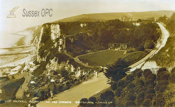 Image of Eastbourne - Holywell Retreat & Tea Gardens