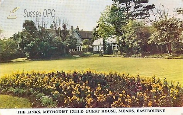 Eastbourne - The Links, Methodist Guild Guest House