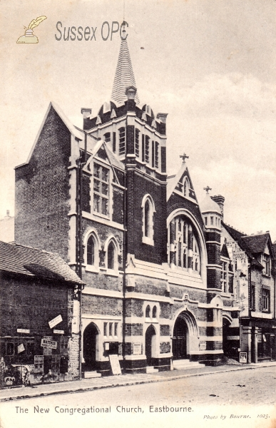 Image of Eastbourne - New Congregational Church