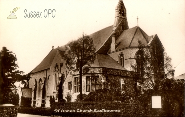 Image of Eastbourne - St Anne's Church