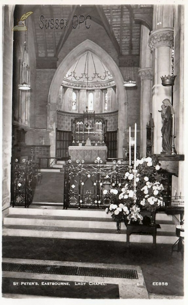 Image of Eastbourne - St Peter's Church (Lady Chapel)