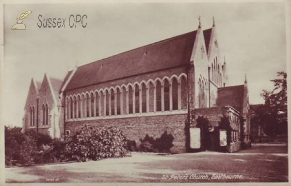 Image of Eastbourne - St Peter's Church
