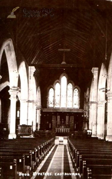 Image of Eastbourne - St Peter's Church (Interior)
