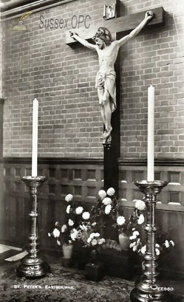 Image of Eastbourne - St Peter's Church (Crucifix)
