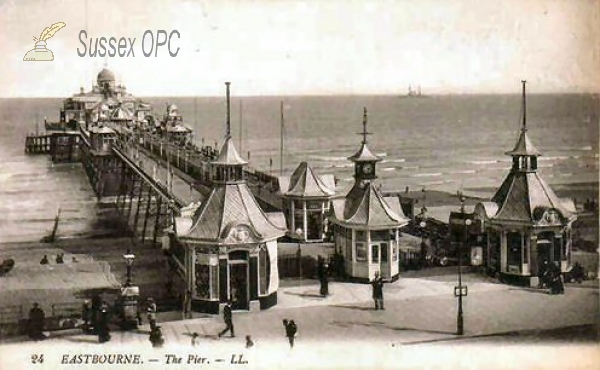 Eastbourne - The Pier