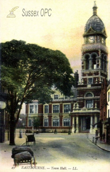 Eastbourne - Town Hall